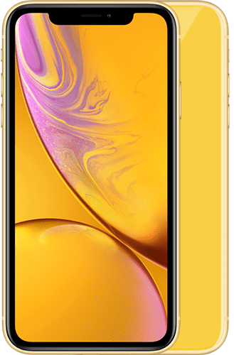 apple-iphone-xr-64gb-yellow-front
