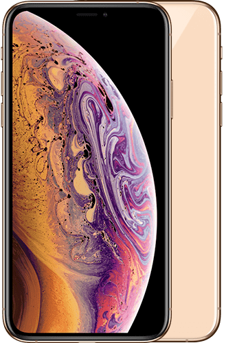 apple-iphone-xs-64gb-gold-front