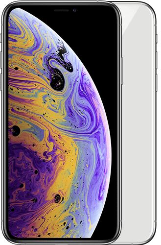 apple-iphone-xs-64gb-silver-front